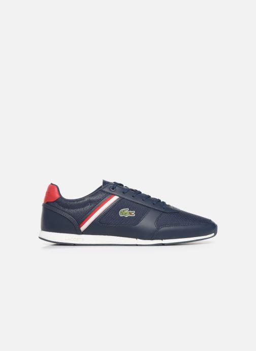 Sneaker Lacoste Menerva Sport 319 1 CMA blau ansicht von hinten