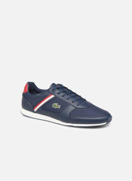 Sneaker Lacoste Menerva Sport 319 1 CMA blau detaillierte ansicht/modell
