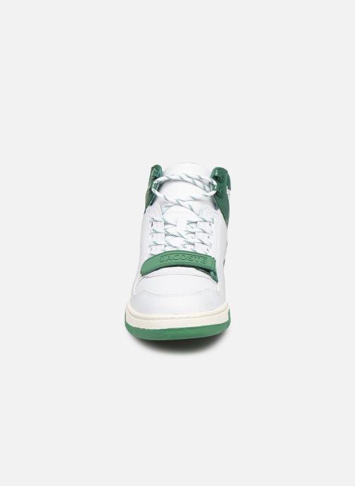 Baskets Lacoste Missouri Mid 319 2 G SMA Blanc vue portées chaussures
