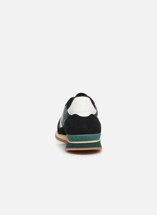 Baskets Lacoste Partner Retro 319 1 SMA Vert vue droite