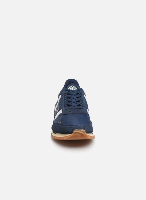 Sneaker Lacoste Partner Retro 319 1 SMA blau schuhe getragen