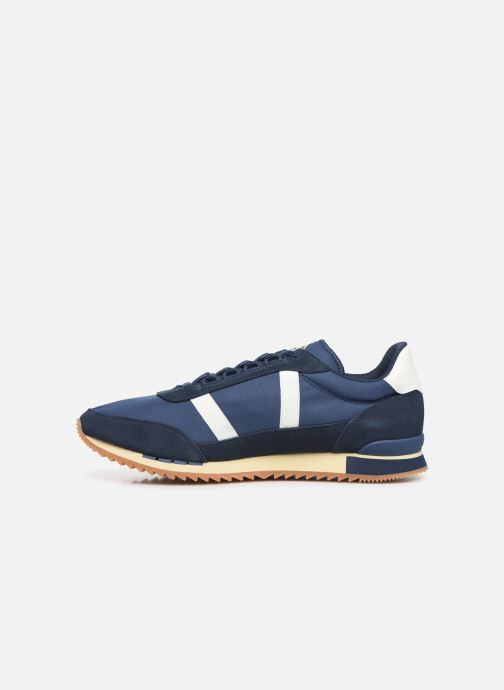 Trainers Lacoste Partner Retro 319 1 SMA Blue front view