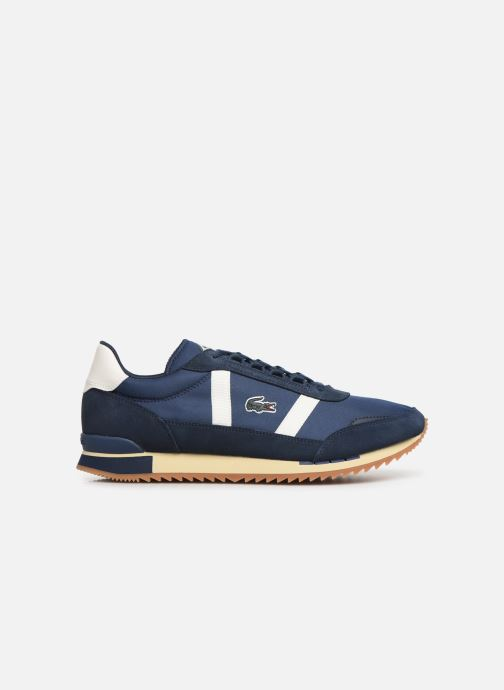 Trainers Lacoste Partner Retro 319 1 SMA Blue back view