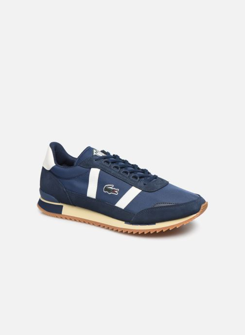 Trainers Lacoste Partner Retro 319 1 SMA Blue detailed view/ Pair view