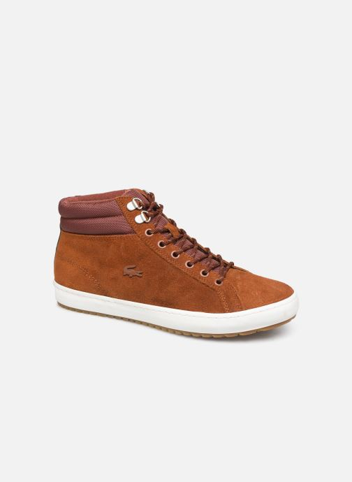 Baskets Lacoste Straight Set Insulac 319 1 CMA Marron vue détail/paire