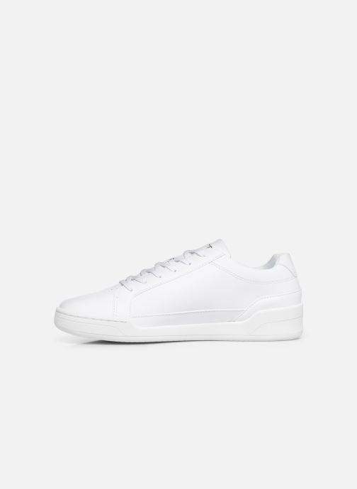 Sneakers Lacoste Challenge 319 5 SMA Hvid se forfra