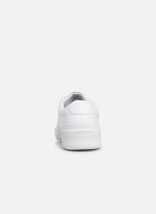 Sneakers Lacoste Challenge 319 5 SMA Hvid Se fra højre