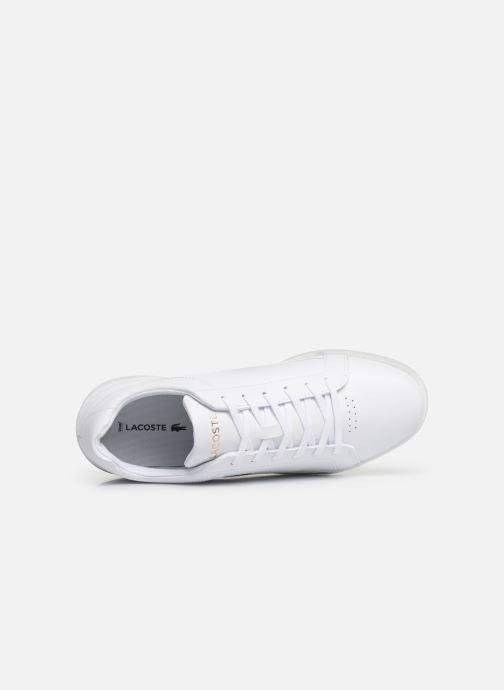 Sneakers Lacoste Challenge 319 5 SMA Hvid se fra venstre