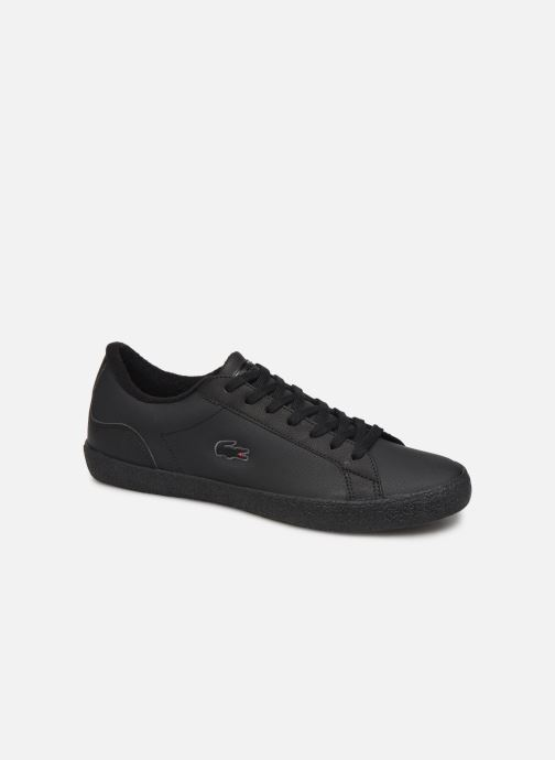 Trainers Lacoste Lerond 319 6 CMA Black detailed view/ Pair view