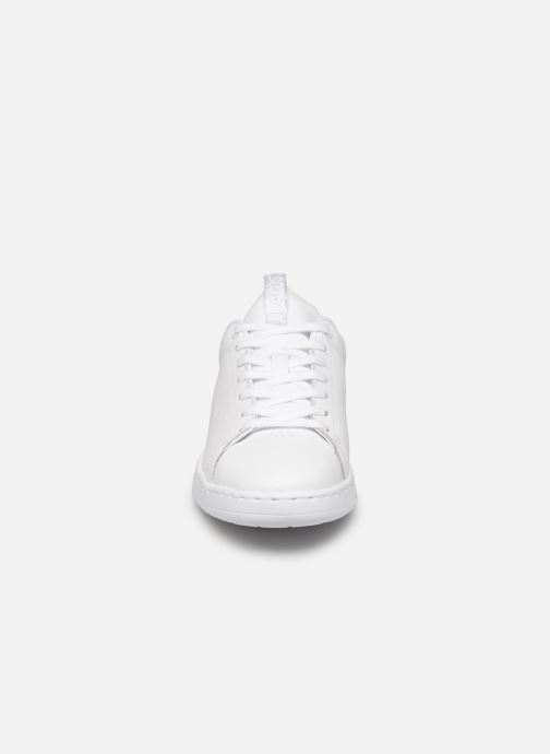 Baskets Lacoste Carnaby Light-Wt 319 1 SFA Blanc vue portées chaussures