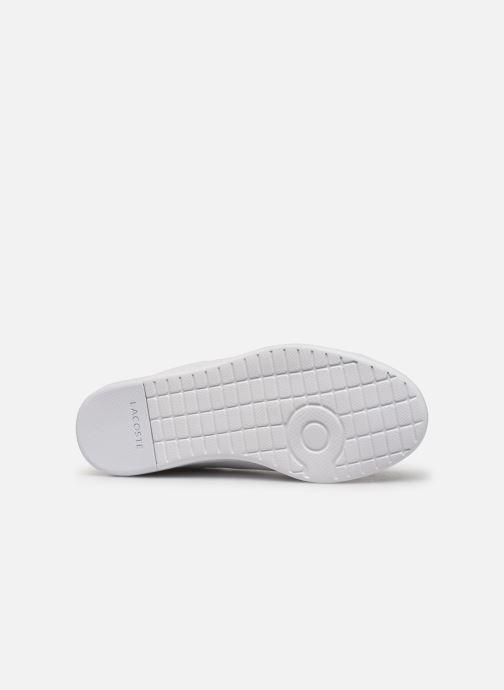 Sneaker Lacoste Carnaby Light-Wt 319 1 SFA weiß ansicht von oben
