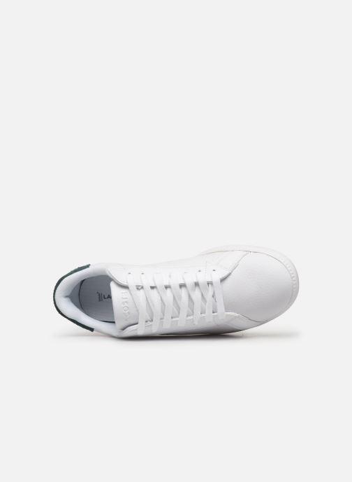 Sneaker Lacoste Graduate 319 1 SFA weiß ansicht von links