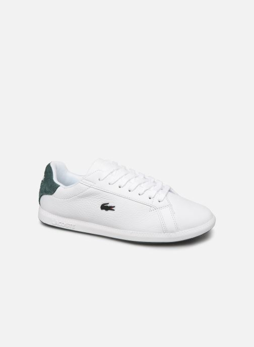 Trainers Lacoste Graduate 319 1 SFA White detailed view/ Pair view