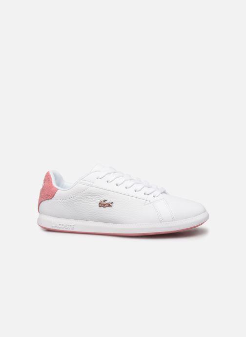Sneaker Lacoste Graduate 319 1 SFA weiß ansicht von hinten