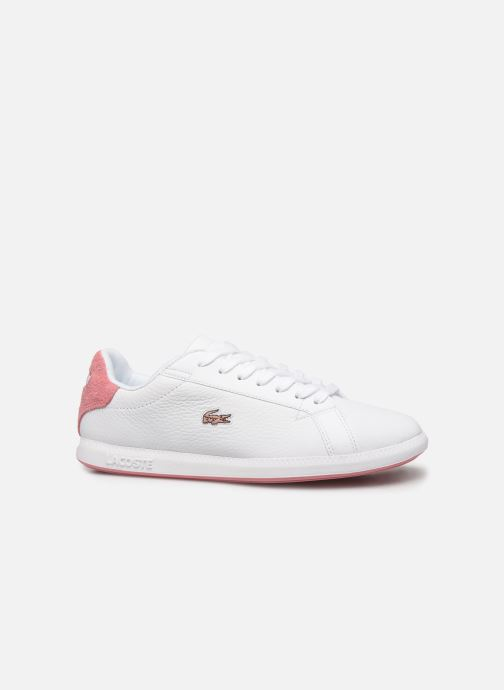 Sneakers Lacoste Graduate 319 1 SFA Wit achterkant