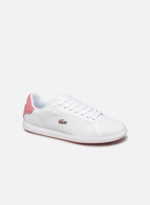 Sneakers Lacoste Graduate 319 1 SFA Wit detail
