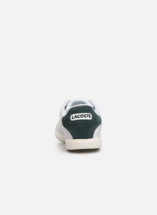 Baskets Lacoste Graduate 319 2 SFA Blanc vue droite