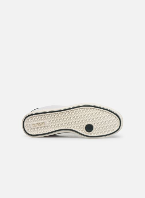 Sneaker Lacoste Graduate 319 2 SFA weiß ansicht von oben