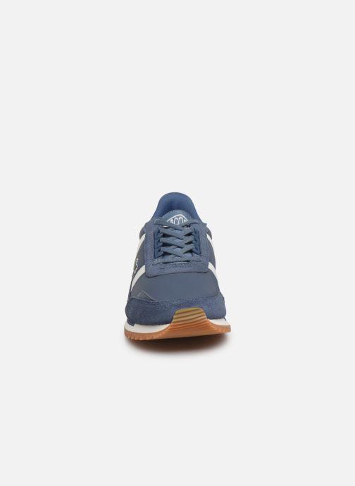 Baskets Lacoste Partner Retro 319 1 SFA Bleu vue portées chaussures