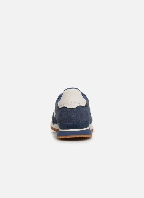 Sneakers Lacoste Partner Retro 319 1 SFA Blauw rechts