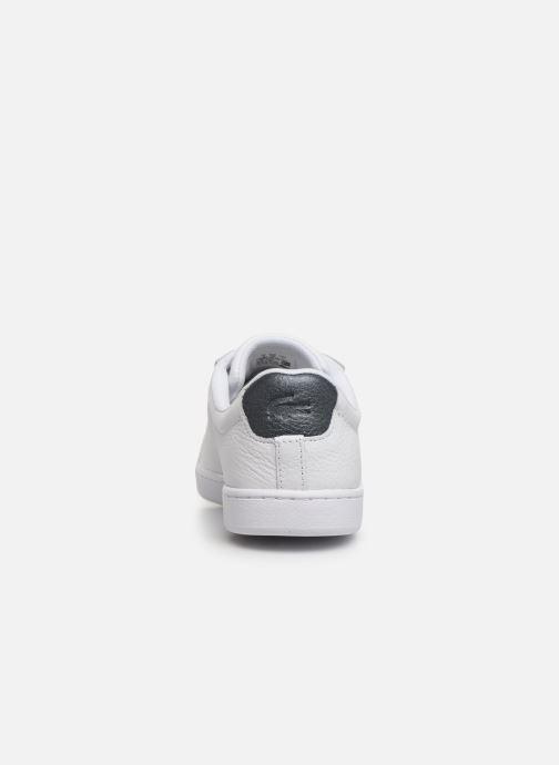 Sneaker Lacoste Carnaby Evo 319 9 SFA weiß ansicht von rechts
