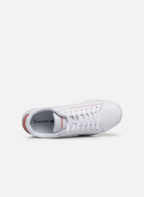 Sneakers Lacoste Carnaby Evo 319 9 SFA Wit links
