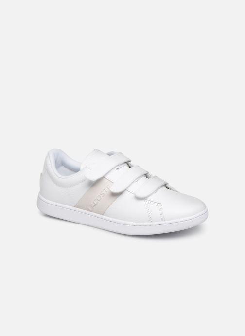 Sneaker Lacoste Carnaby Evo Strap 319 1 SFA weiß detaillierte ansicht/modell
