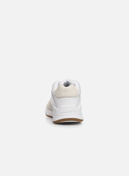 Sneakers Lacoste Court Slam 319 1 SFA Hvid Se fra højre