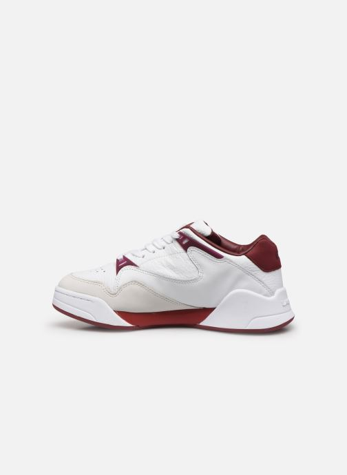 Sneakers Lacoste Court Slam 319 3 SFA Wit voorkant