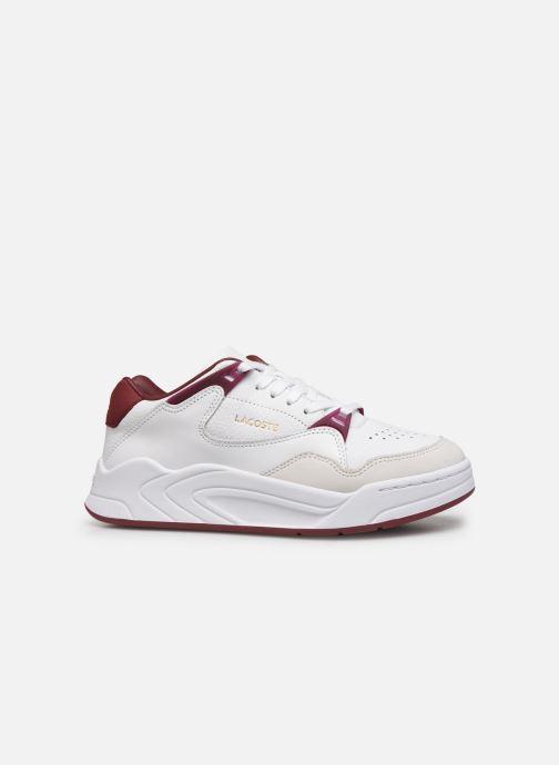 Sneakers Lacoste Court Slam 319 3 SFA Wit achterkant