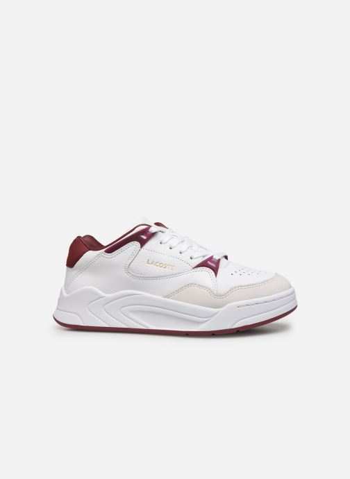 Sneakers Lacoste Court Slam 319 3 SFA Wit achterkant