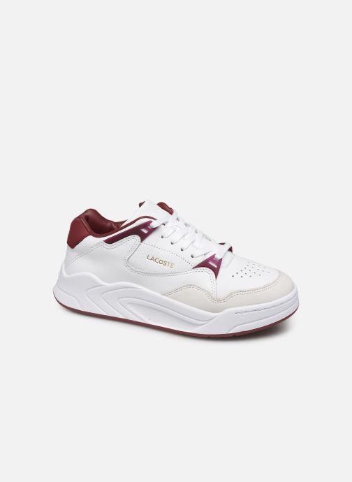 Sneakers Lacoste Court Slam 319 3 SFA Wit detail