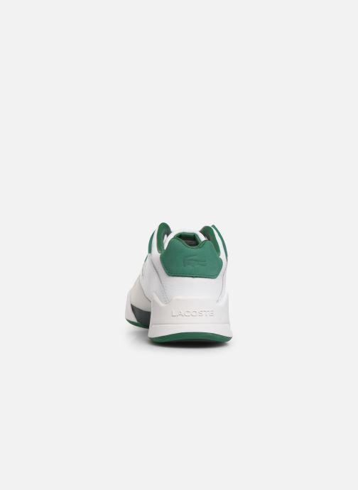 Sneaker Lacoste Court Slam 319 3 SFA weiß ansicht von rechts