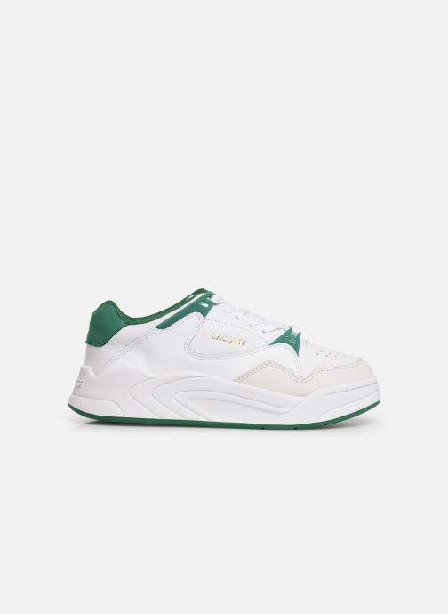 Sneaker Lacoste Court Slam 319 3 SFA weiß ansicht von hinten