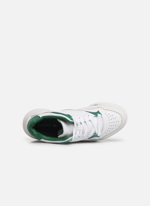Sneaker Lacoste Court Slam 319 3 SFA weiß ansicht von links