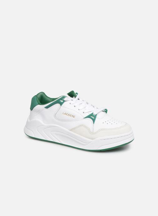 Sneaker Lacoste Court Slam 319 3 SFA weiß detaillierte ansicht/modell