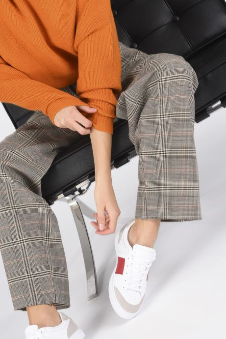 Sneakers Lacoste Courtline 319 1 US CFA Wit onder