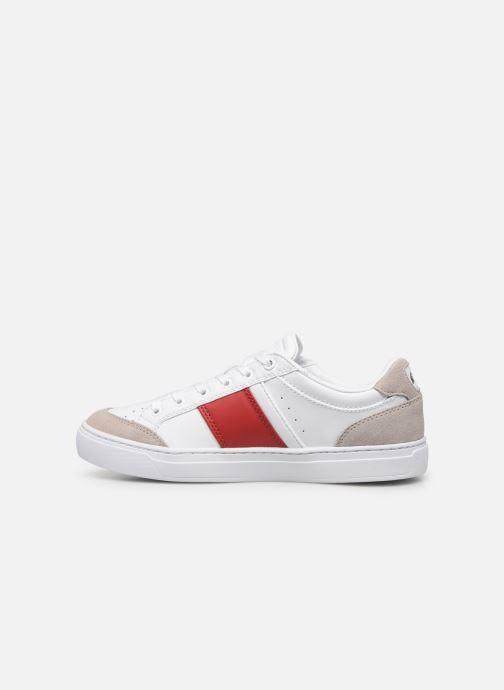 Sneakers Lacoste Courtline 319 1 US CFA Wit voorkant