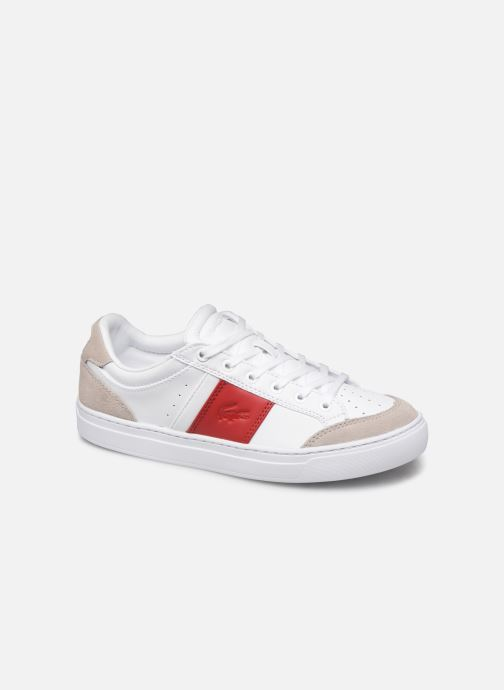 Sneakers Lacoste Courtline 319 1 US CFA Wit detail