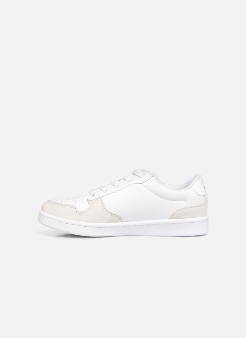 Baskets Lacoste Masters Cup 319 1 SFA Blanc vue face