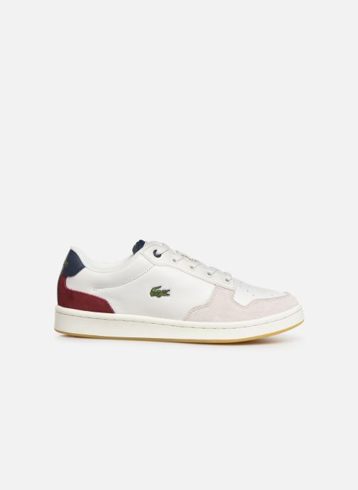 Trainers Lacoste Masters Cup 319 2 SFA White back view