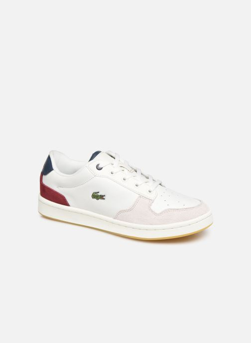 Trainers Lacoste Masters Cup 319 2 SFA White detailed view/ Pair view