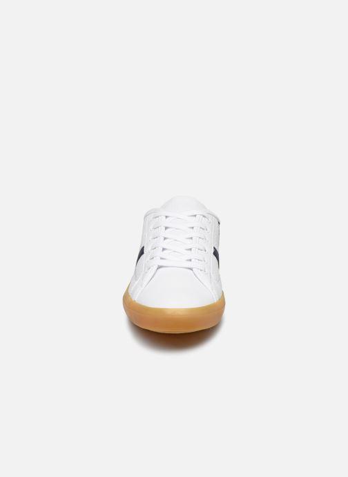 Sneaker Lacoste Sideline 319 1 CFA weiß schuhe getragen