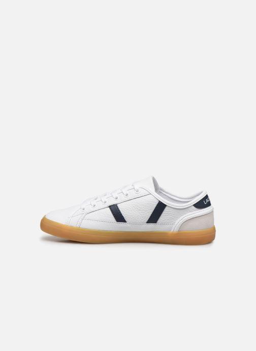 Baskets Lacoste Sideline 319 1 CFA Blanc vue face