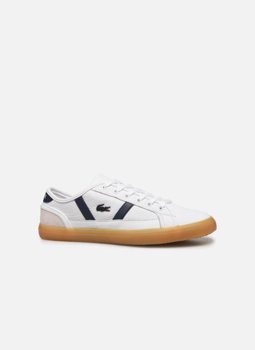 Baskets Lacoste Sideline 319 1 CFA Blanc vue derrière