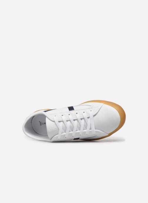 Sneaker Lacoste Sideline 319 1 CFA weiß ansicht von links
