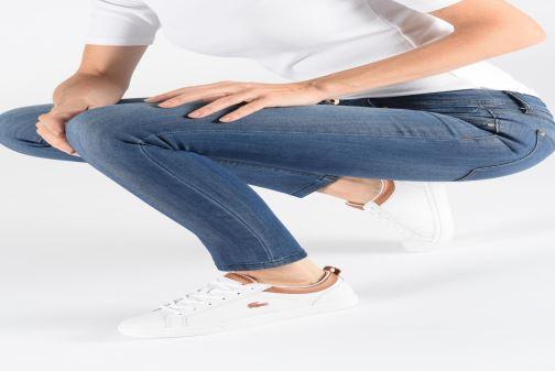 Sneakers Lacoste Straight Set 319 1 CFA Wit onder