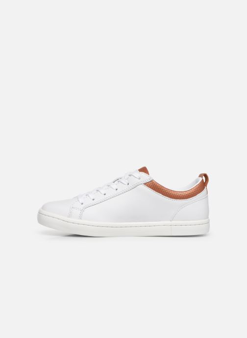 Sneakers Lacoste Straight Set 319 1 CFA Wit voorkant