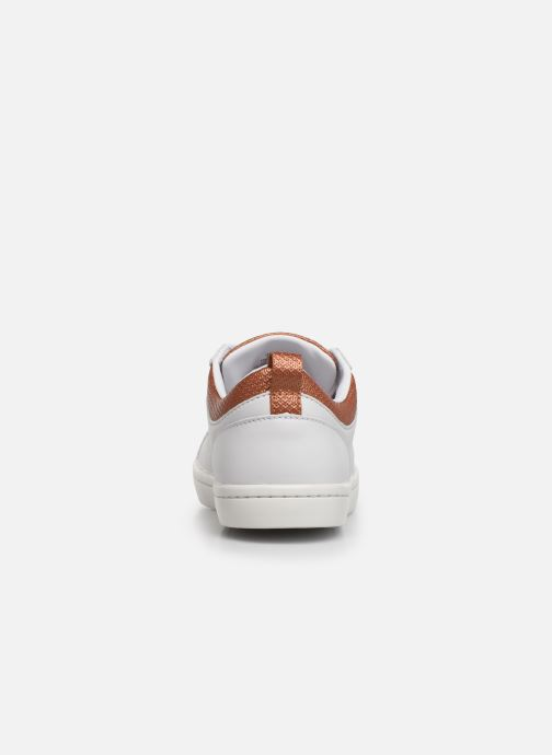 Sneakers Lacoste Straight Set 319 1 CFA Wit rechts