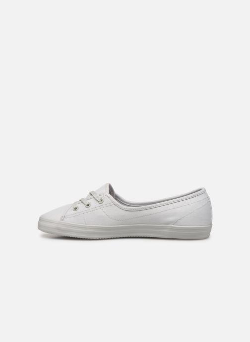 Sneaker Lacoste Ziane Chunky 319 1 CFA grau ansicht von vorne